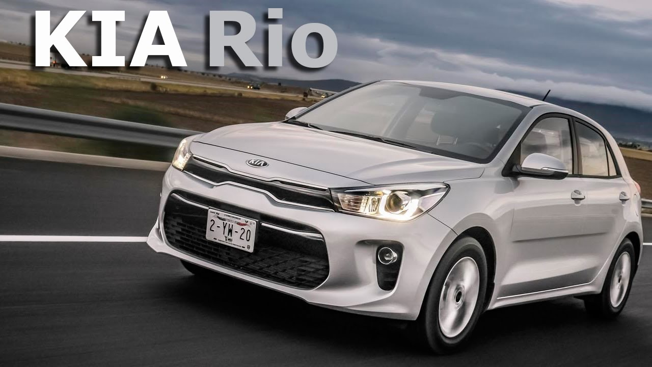 kia rio completamente nuevo y hecho en m xico. Black Bedroom Furniture Sets. Home Design Ideas