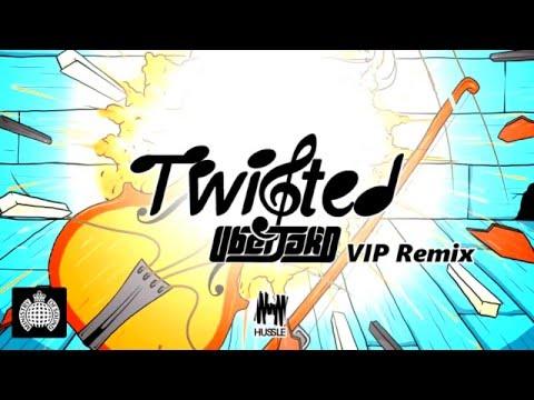 Uberjak'd - Twisted (Uberjak'd VIP Remix)