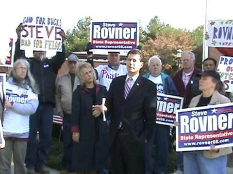 Steve Rovner endorsed by CeaseFirePA