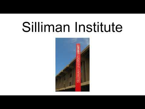 Silliman Institute
