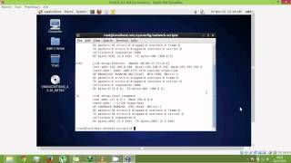 PING and create LAN between Windows host and CentOS guest on VirtualBox | Finger On Mouse