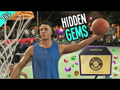 NBA Live 18 My Career - HIDDEN GEMS WITHIN NBA LIVE (Nba Live 18 The One)