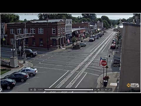 La Grange, Kentucky USA - Virtual Railfan LIVE
