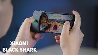 Розпакування та тест Xiaomi Black Shark. Продуманий смартфон компанії.