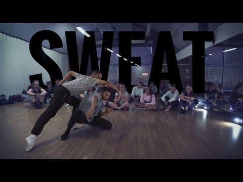 Sweat RY X | Ainsley Ricketts Choreography |