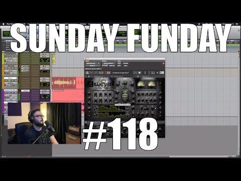Sunday Funday #118: Dark Techno Ensembles: KANTUBEK