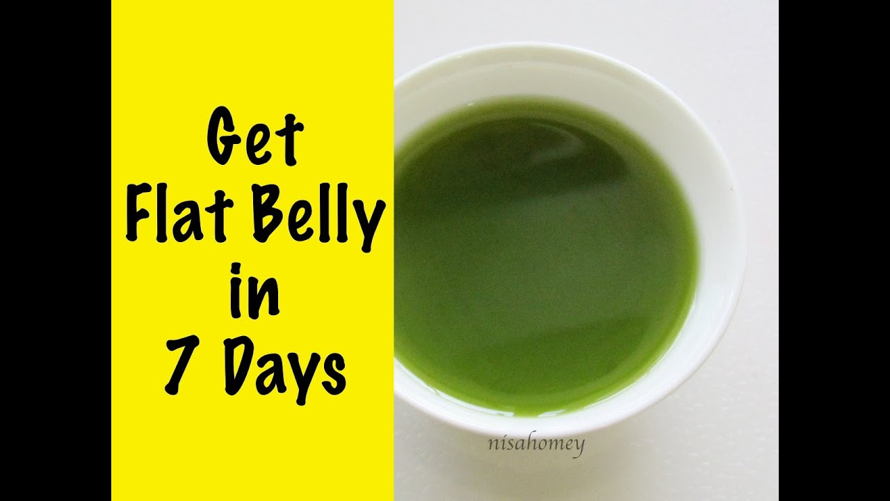 How To Lose Weight With Green Tea In 1 Week Howsto Co