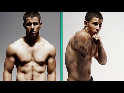 How Nick Jonas Got His Insane 'Hulk-ish' Body: 4,200 Calories a Day!