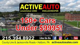 Active Auto Sales Hatboro
