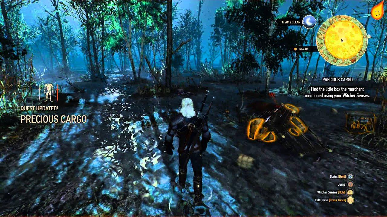 Download The Witcher 3: Precious Cargo - Quest Walkthrough