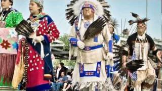 Montana Rocky Boy Indian Pow Wow