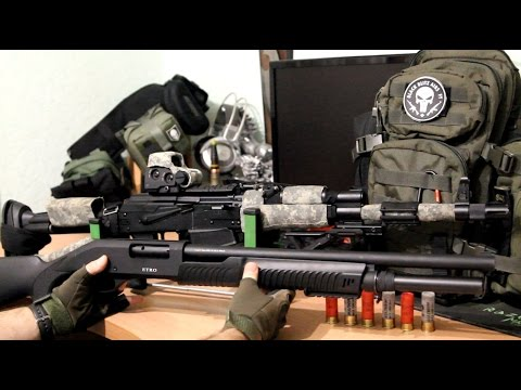 Гладкоствольное ружье ИЖ 27