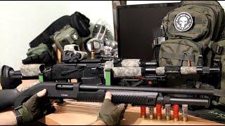 Что лучше помпа или полуавтомат. Лучшее оружие для защиты дома