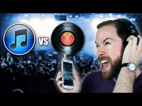 Are MP3s & Vinyl Better than Live Music? | Idea Channel | PBS Digital Studios