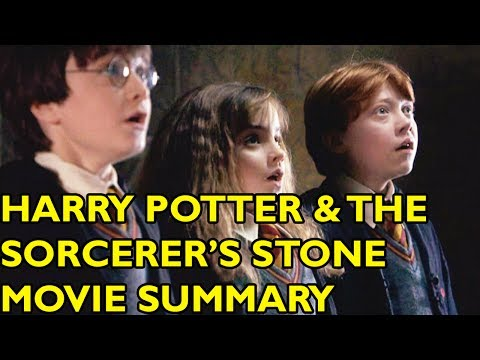 Movie Spoiler Alerts - Harry Potter and the Sorcerer's Stone (2001)