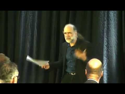 "Bruce Schneier Keynote ""Trust and high-assurance IT"" @ Free and Safe in Cyberspace 2015 - EU Edition"