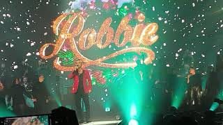 Robbie Williams - Winter Wonderland - Live @ SSE Arena, London - 16/09/2019