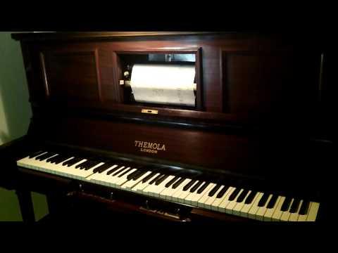 1928 Themola London Pianola - Notre Dame Victory March