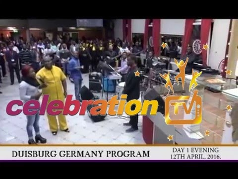 Duisburg Germany Program with Apostle Johnson Suleman, (day 1 evening, PART 2)