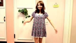 人気読者モデルの「冨張愛さん」の動画です。LuceoOnlineの撮影モデルをやっていただいてます。