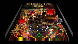 Fantastic Journey Pro Pinball (Playstation 1)