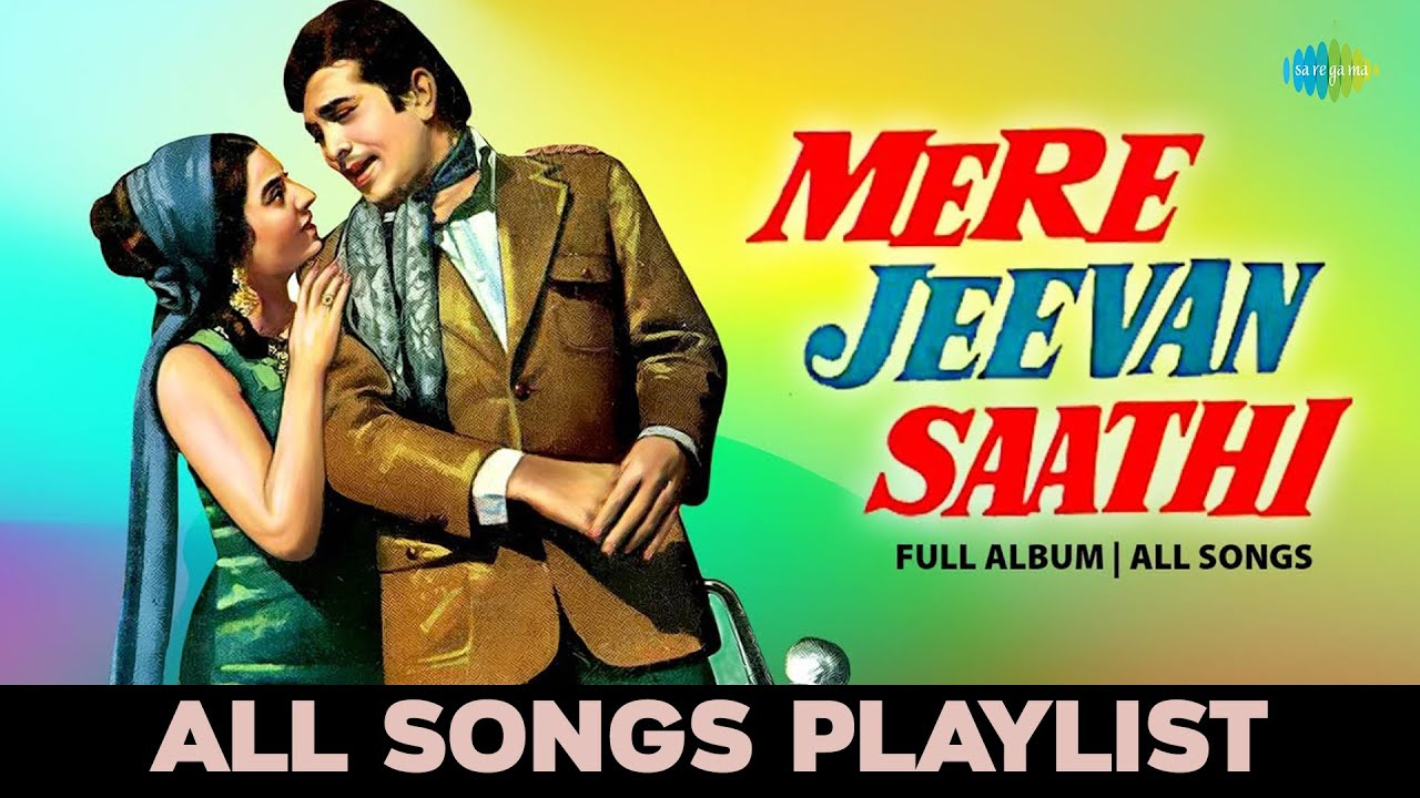 Download Mere Jeevan Saathi - All Songs   Full Album   Diwana Leke Aaya Hai   O Mere Dil Ke Chain