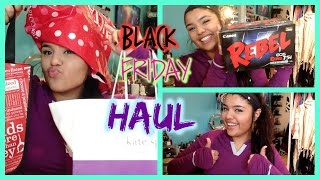 BLACK FRIDAY HAUL Thumbnail