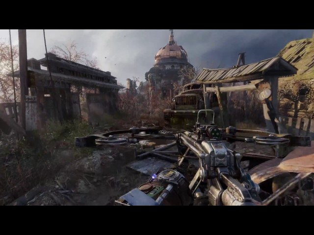 Metro Exodus - Trailer d'annonce E3 2017