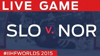 Slovenia vs Norway | Game 34 | #IIHFWorlds 2015