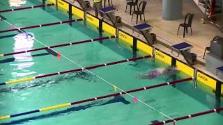 201415 葵涌區學界 聖公會主愛小學 女乙 100米蛙泳