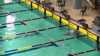 Publication Date: 2015-04-30 | Video Title: 201415 葵涌區學界 聖公會主愛小學 女乙 100米蛙泳