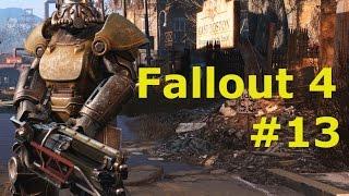 Fallout 4 прохождение 13 коммуна солнечные приливы замок включить радиопередатчик