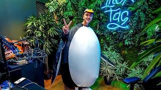 Among us avec les croutons + event Fortnite 21h30 (en pingouin)