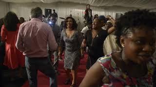 Gambar cover Head of TVC News Nigeria, Babajide Otitoju boogies down at CBS Barbecue Party