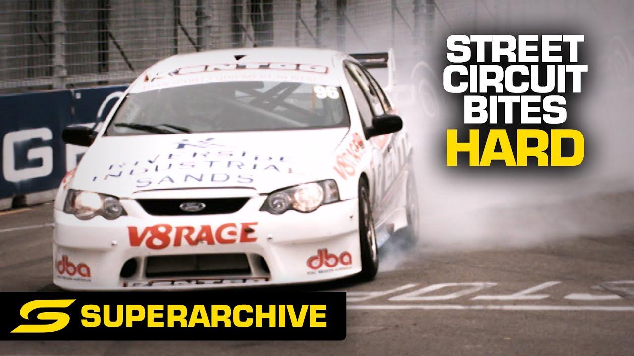 Race 17 - Sydney 500 [Full Race - SuperArchive] | 2010 Fujitsu V8 Supercar Series