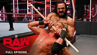 WWE Raw Full Episode, 27 July 2020
