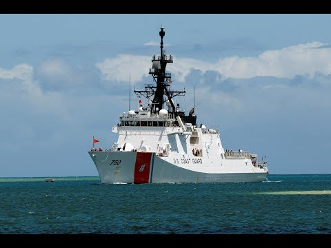 Coast Guard deploys around the world, as shutdown creates financial insecurity at home