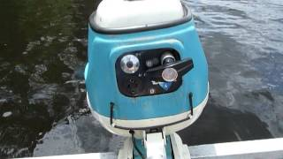 OJM Test Report: 1960-68 Cary Jet Outboard