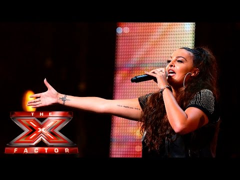 Monica Michael does the Impossible | Auditions Week 3 |  The X Factor UK 2015