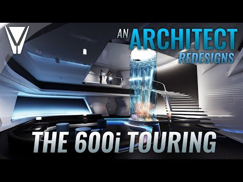 An Architect Redesigns The 600i Touring - Star Citizen