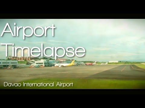 Mindanao's Busiest Airport Timelapse: Philippine Aviation