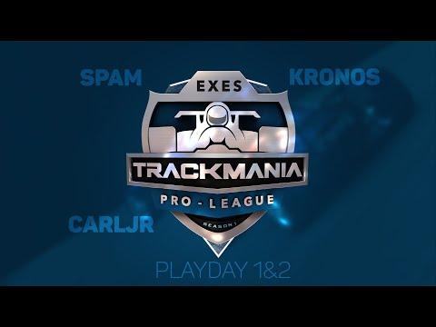 Playday 1&2 | TM ProLeague | Kronos vs Spam vs CarlJr