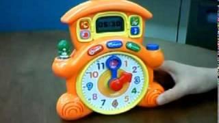 Vtech 「learning Time Cuckoo Clock」のmatchモード