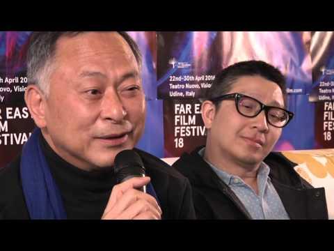 Johnnie TO interview | Far East Film Festival 18