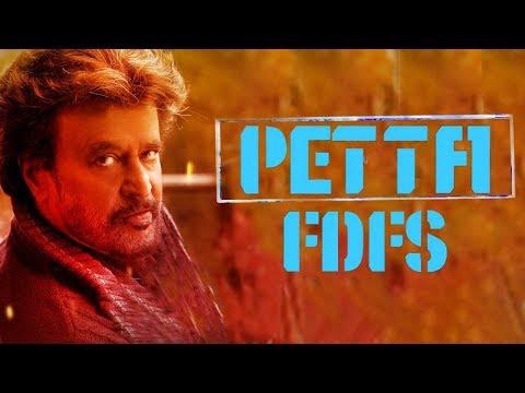 Petta FDFS Countdown Begins | Rajinikanth | Vijay Sethupathi