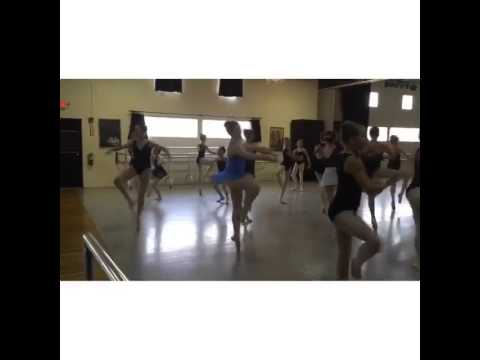 DAS Intensive 2015 - Western Symphony by Balanchine