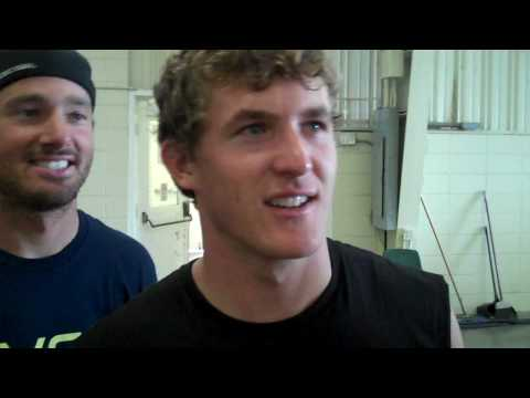 Parkway Drive *Warped interview with PunkWorldViews.com*