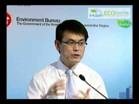 Eco Expo Asia 2010: Networking Luncheon with Edward Yau