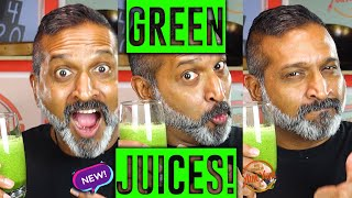 How to Make Green Juices | Good Green Juices Recipes P2 | Feed 4 for Under $20 | One Pot - One Pan