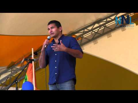 Wab Kinew Keynote Speech Thunder Bay Sept 6 2014